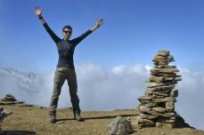 Trekking Langtang-Gosaikunda-Helambu - Buddha Mandir