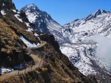 Trekking Langtang-Gosaikunda-Helambu - Llegando a Gosaikunda