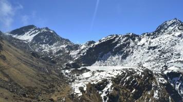 Trekking Langtang-Gosaikunda-Helambu - Lago Bhairavkunda
