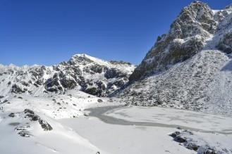 Trekking Langtang-Gosaikunda-Helambu - Lago Ganesh Kunda