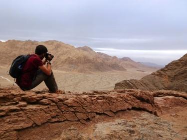 Vistas del Valle Chak Chak