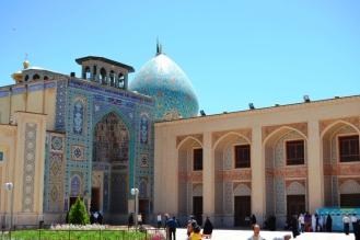 Shiraz - Aramgah-e Shah-e Cheragh