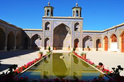 Shiraz - Masjed-e Nasir Al-Molk