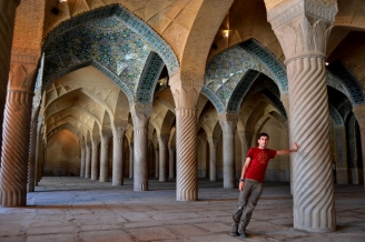 Shiraz - Masjed-e Vakil