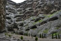 Cañón en el Valle Alamut