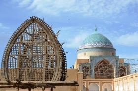 Yazd- Bogheh-ye Sayyed Roknaddin