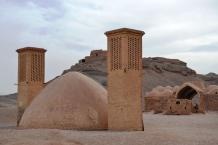 Yazd - Dakhmeh-ye Zartoshtiyun