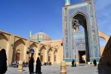 Yazd- Masjed-e Jameh