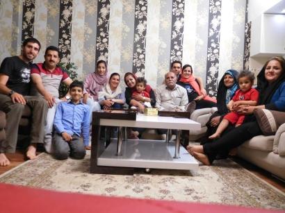 Yazd - Con la Familia