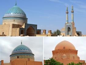 Cúpulas de Yazd
