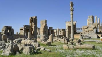 Persepolis - Palacio de Las 100 Columnas