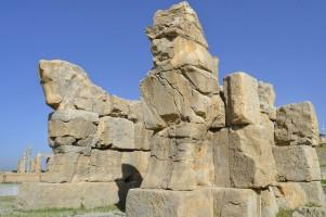 Persepolis - Puerta Inacabada