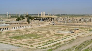 Persepolis - Tesorería