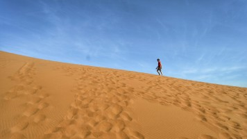 Duna 45 en el Parque de Namib-Naukluft