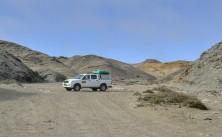 Diamond Coast en Lüderitz