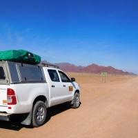 Namibia 2017 - Etapa 0 - Windhoek e Itinerario
