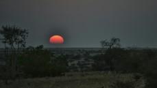Puesta de Sol en Spitzkoppe