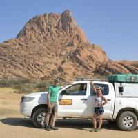 Namibia 2017 – Etapa 5 – Damaraland: Brandberg y Spitzkoppe