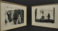 """""""Fire on Stage"""": Litografías con las locuras de David Lynch"""