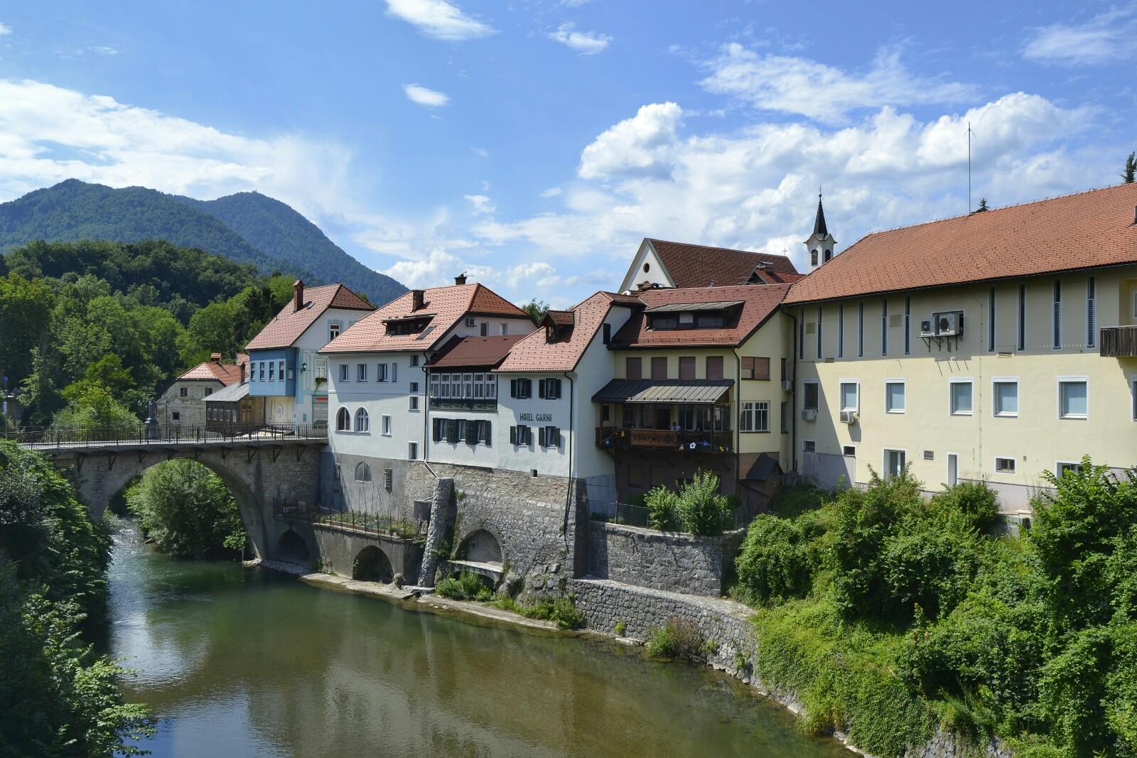 Eslovenia - Bled y Skofja Loka