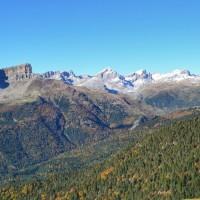 Pirineos (Valle de Hecho): Ibón de Acherito y Castillo D'Acher