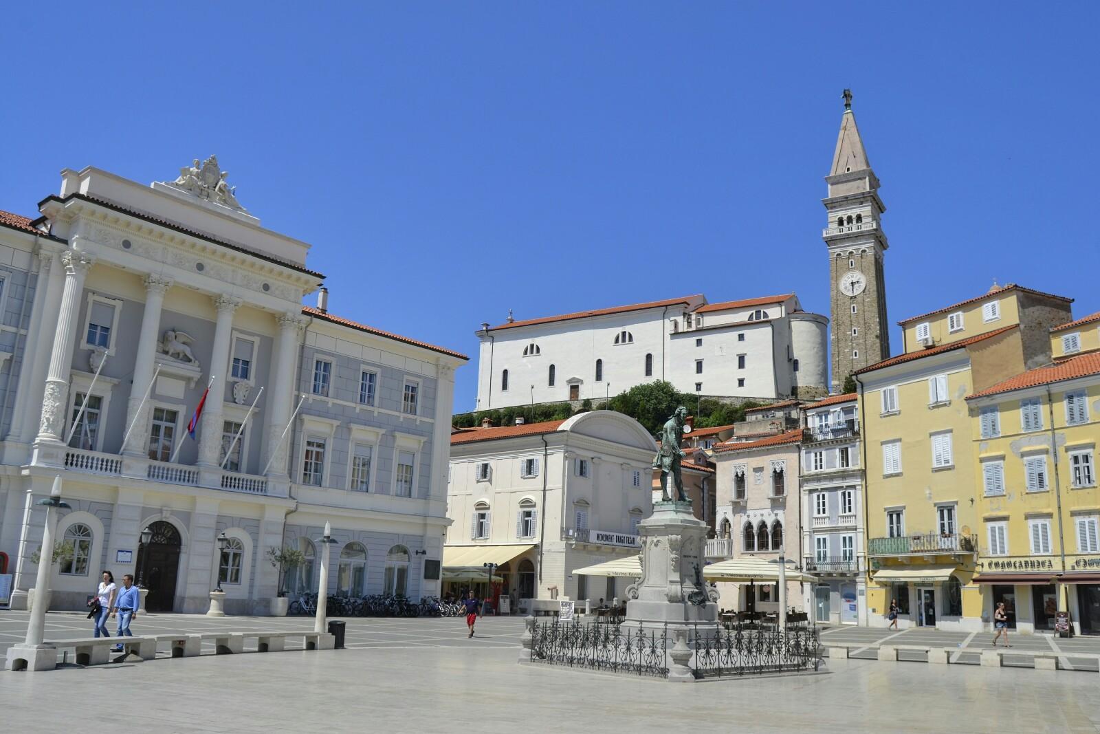 Eslovenia - Pueblos y Ciudades Monumentales