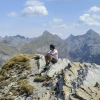 Pirineos: Ruta de las Golondrinas (Agosto 2018)