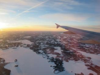 Vuelo Helsinki-Kuusamo