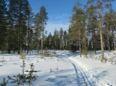 Esquí en Hossa - Día 1