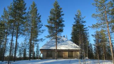 Esquí en Hossa - Día 1 - Kukkarolampi