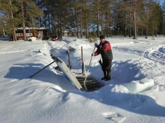 Esquí en Hossa - Día 1 - Rajakartano