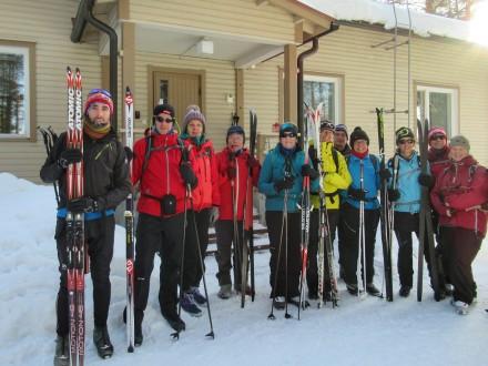 Esquí en Hossa - Día 2 - Rajakartano