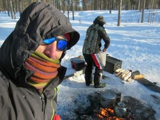 Esquí en Hossa - Día 2 - Vieremanjarvi