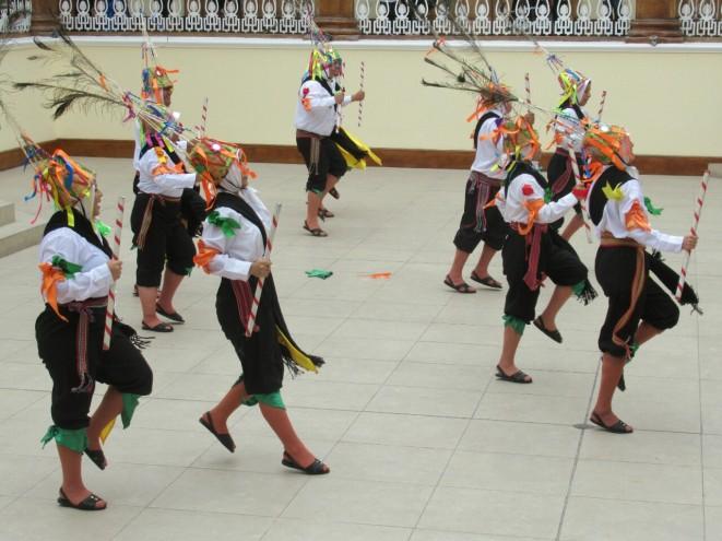 Baile Nacional del Perú