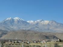 Alrededores de Arequipa