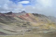 Ruta Montaña Winikunka y Valle Rojo