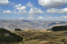 Alrededores de Cusco