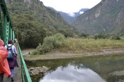 Ruta de la Hidroeléctrica