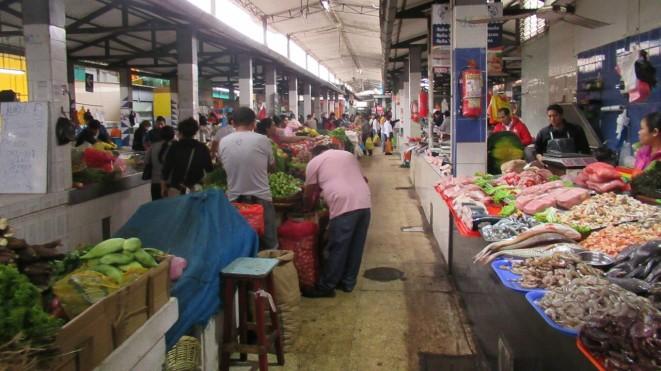 Mercado Mayorista de Trujillo