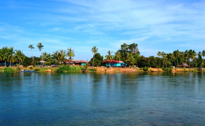 Laos - Relax en Si Phan Don
