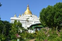 Mandalay - Shwe Lin Pin Pagoda
