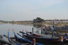 Mandalay - U-Bein Bridge