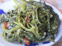 Comida en Ton San Kha