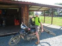Indawgyi - Moto y Bici