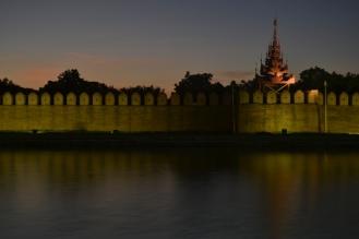 Mandalay - Palacio