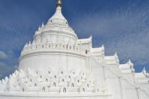 Mingun - Hsinbyume Pagoda