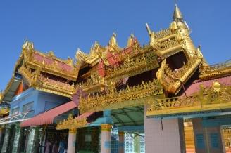 Sagaing - Soon U Ponya Shin Pagoda