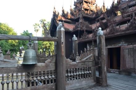 Mandalay - Swe in Bin Kyaung