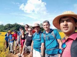 Trekking de Kalaw a Inle - Grupo