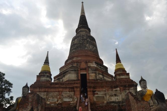 2019-10-tailandia-ayutthaya-wat-yai-chai-mongkhon-1